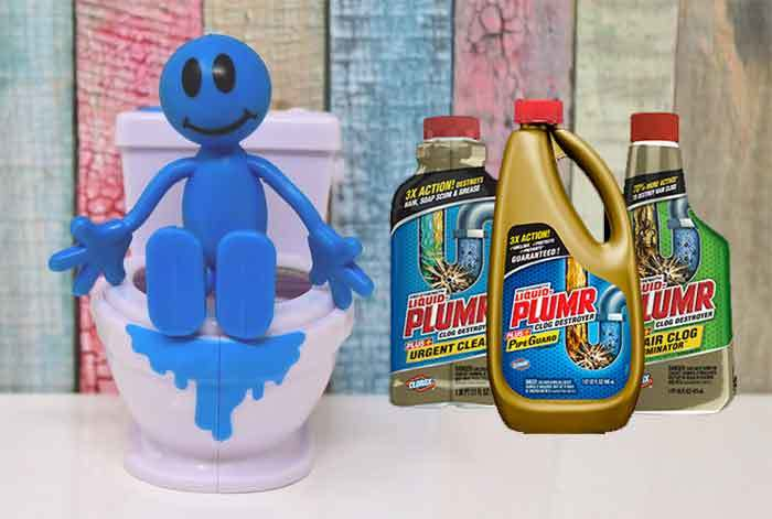 Can I Use Liquid Plumr in my Toilet