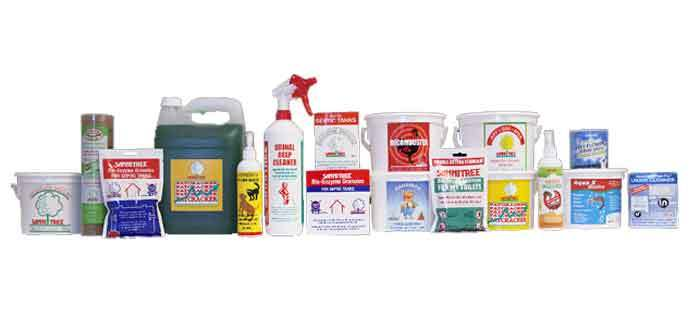 Enzyme Waste Removal Products