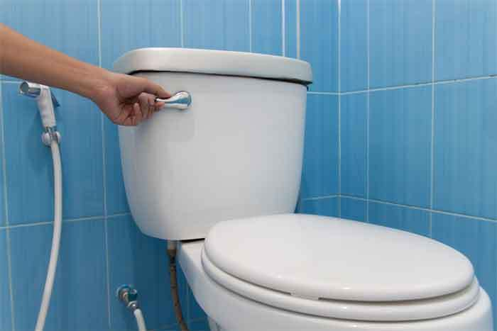 Toilet Flush Water Usage