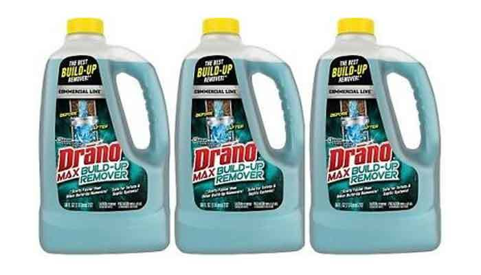 drano max build up remover