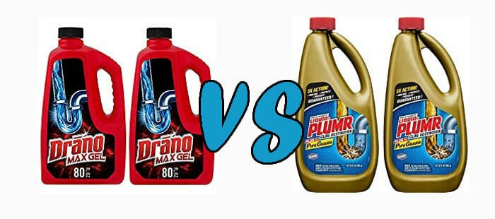 Drano Vs Liquid Plumr Which Is Better Amarco Plumbing