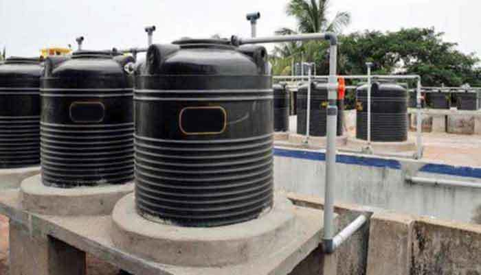 How to increase water pressure from overhead tank
