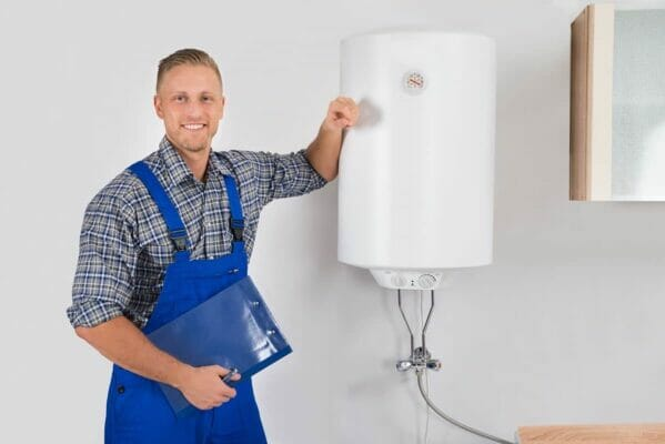 Short Water Heater