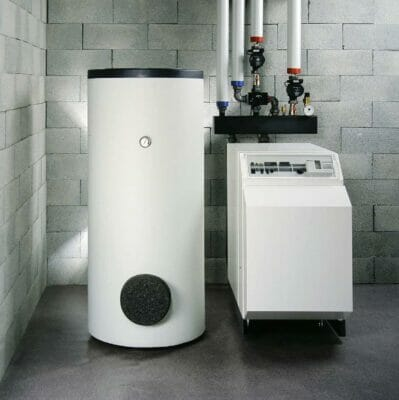 Tall Water Heater