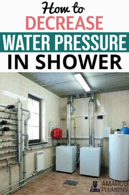 How-to-Decrease-Water-Pressure-in-Shower